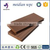 WPC wood plastic composite terrace floor price/ outdoor decking / solid wpc decking board                                                                                         Most Popular                                                     Supplier'