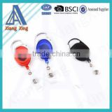 Colorful high quality designer retractable badge reels