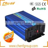 High Quality Intelligent With Battery Charger 500 Watt 120V 240V Dc To Ac Must Pure Sine Grid Hybrid Solar Power Inverter