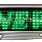 Wholesale Price Moving Message Led Sign With Mini Led Display Board For Menu Display On Table For Party                                                                         Quality Choice