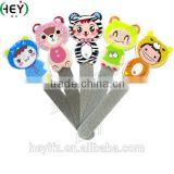 Hot Sell Cartoon Stainless Steel Nail File Strip For Nail Art