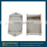 "Plastic Box Junction Case-2.36""*1.77""*1.06""(L*W*H)-DIY electrical panel enclosure"
