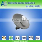 5.8GHz MIMO Dish wireless antenna 20km point to point