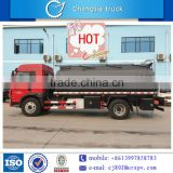FAW mini chemical liquid truck hot selled in south america, singapore