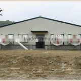 control low cost poultry shed/farm for broiler layer breeder chicken design