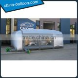 hot sale inflatable spray booth,moving inflatable paint booth,inflatable car tent for sale                                                                         Quality Choice