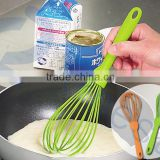 silicone kitchenware cookware kitchen accessories tools cooking equipments utensils gifts whip whisk 75670 75671
