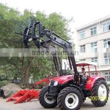 New Zealand hot selling Hydraulic Log grab for tractor front end loader with ISO,CE certificate
