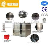 MYSUN industrial bread making machines/french bread bakery equipment/gas convection oven