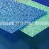 foshan tonon polycarbonate panel manufacture plastic diamond plate sheets made in China (TN1482)