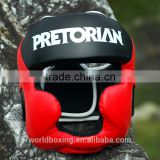2016 New Wholesale Pretorian Grant Head Guard Taekwondo Professional Fitness Muay Thai Kickboxing UFC MMA Training Equipment