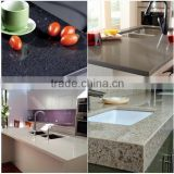 sparkle quartz stone countertop/quartz countertop wholesale/acrylic bathroom vanity top& Texture Kitchen Countertops