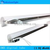 DC12V 1000mm milk DMX digital tube light indoor outdoor