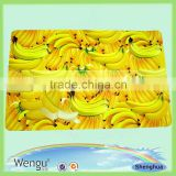 custom printed transparent silicone place mat/ PLACEMATS /silicone place mat supplier and manufacture