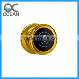 China manufacture OCE115G/S pearl gold RF card electronic sauna lock Sauna cabinet Door lock
