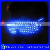 Super Bright Party/Night Club/Dancing Glasses Led Strips LED Glasses Free Shipping Sample