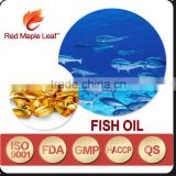 Private Label 1000mg Pure Liquid Omega 3 Fish Oil Capsules