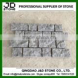 granite pavers for driveways/ g654 rectangle cobblestone paver mats