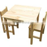 Baby play table and chairs / kids table and chairs