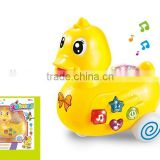 B/O cartoon baby toy baby product duck toys tb16030043