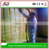 Advanced High Pressure Injection Moulding Automatic Pu Foam Spray Machine