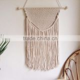 Macrame Wall Hanging Wall Decor Wedding Decor Bohemian Wall Hanging Modern Macrame Weaving Tapestry