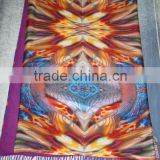 No MOQ Factory Direct Free Sample Custom Design Silk Raised Scarves Manufacturer in China