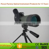 20-60X Outdoor Hunting Camping Spotting Scope with High Quality