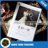 custom art paper A4 size new printing magazine perfect binding book printing in good quality