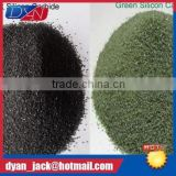 DYAN G16 abrasive materials grit of black silicon carbide for sand blasting steel grit