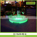 LED floating pool bar for outdoor use2016 New design LED decorations wine tray LED flo