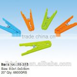 2017 New design Plastic clothes pegs/plastic clothes pegs