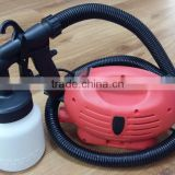 650w 800ml Floor Based Portable HVLP Airless Paint Sprayer Spray Gun Electric Backpack Sprayer
