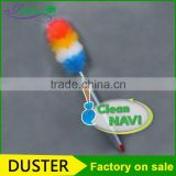 2015 hot sale pp static telescopic duster with colorful pp dusting