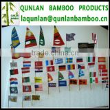 New Style Bamboo Flag Stick Cheap Price