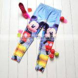 Factory Wholesale New Kids Leggings Digital Printing Fitness Plus Size S100-46