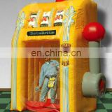 Inflatable cash cube money machine (FL-111501)