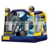 2016 new design inflatable batman Bouncer Slide with best price