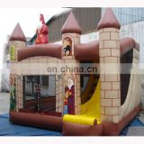 Inflatable wizard bouncer Slide,Inflatable wizard jump Slide, inflatable wizard castle slide