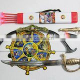 Pirate weapon ,Pirate set toys ,Pirate bow and arrow