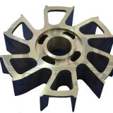 Lost Wax Casting Wheel Cooper