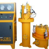 Hydraulic Test Stand for Cylinder, Vessel