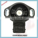 BAIXINDE Original quality Throttle Position Tps Sensor MD614662 for MITSUBISHI Lancer 1.6 1996