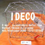 Drop Safe Cable Nets, SS316 Wire Rope Fall Safety Nets, Secondary Retention Nets