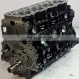 4JB1/4JB1T/4JB1-TC/4JB1TC cylinder Block, bare block, Short block for ISUZU diesel engine