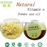 natural bulk vitamin e oil supplier