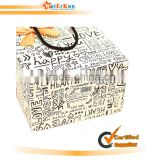 Cheap and customized origami paper gift bags