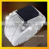 black stone silver jewelry new mens silver wedding ring with prompt delivery paypal acceptable