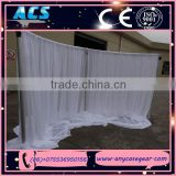portable stage curtain backdrop, portable backdrop stands, backdrop pipe and drape for wedding