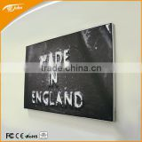 Aluminium extrusions billboards wall frame